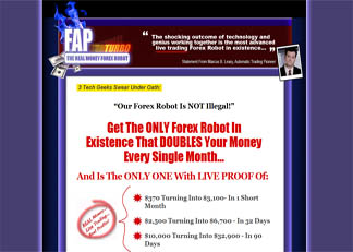 Gps forex robot scam